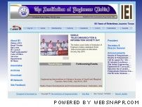 ieindia.org - The Institution of Engineers (India) HomePage