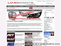 ilovebodykits.com - Body kits Car body kits Amazing prices