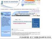 incometaxbangalore.org - Income Tax Department - Karnataka & Goa Region