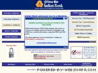indianbank.net.in - INDIANBANK INTERNET BANKING