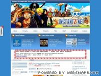 instantz.net - Watch Anime Online | Watch Japanese Drama Online | One Piece Fansubs Group | Instantz.net Your Fast and Reliable Source.