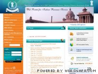 irsofficersonline.org - Indian Revenue Service (IRS) Officers Online