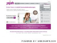 jajah.com - JAJAH IP Telephony Platform / Low-Cost International Calls