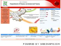 jharkhandcomtax.nic.in - Commercial Taxes