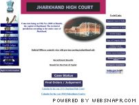 jharkhandhighcourt.nic.in - Welcome to High Court of Jharkhand