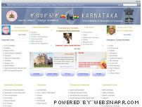 karunadu.gov.in - Welcome to the Official Website of Karnataka Government