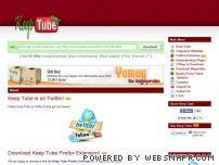 keep-tube.com - Keep Tube: Download Youtube Videos in HD and HQ Quality in Different File  	Formats! Download videos from Youtube, Dailymotion, Metacafe, Spike, Break,  	Google, Current, MySpace, Redtube etc.