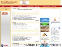 keralaeducation.com - Kerala Education, Kerala Schools, Kerala Colleges, Kerala Professional Colleges - Keralaeducation.com