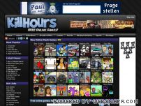 killhours.com - Free Online Games - Kill Hours - Addicting Games - Free Flash Arcade