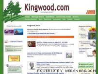kingwood.com - Welcome to Kingwood Texas - www.Kingwood.com