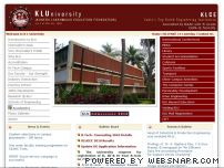 kluniversity.in - Welcome to K L University