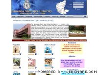 ksoumysore.com - Welcome to Karnataka State Open University