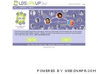 ldslinkup.com - LDS LinkUp - LDS Community Network - The World's Largest LDS Social Network