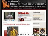 leehayward.com - Total Fitness Bodybuilding - Best Muscle Building Tips On How To Build Muscles Fast