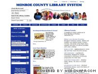 libraryweb.org - Monroe County (NY) Library System