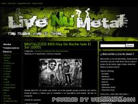 livenumetal.blogspot.com - Live Nu Metal  ¡Blog!