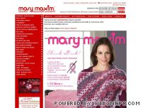 WELCOME - Mary Maxim - Free Patterns