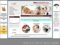 medguideindia.com - ::Welcome to Medguideindia.com:::: Your Ultimate Medicine Guide