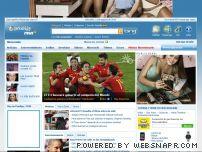 Noticias, Estilos, Deportes, Música, Cine, Messenger y más en