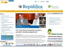 myrepublica.com - MYREPUBLICA.com - News in Nepal: Fast, Full & Factual
