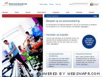 nationaalspaarfonds.nl - Nationaal Spaarfonds - Homepage