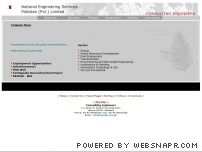 nespak.com.pk - NESPAK :: National Engineering Services Pakistan (Pvt) Limited - Homepage