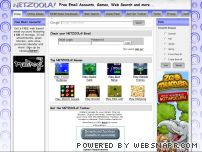 netzoola.com - Home - Free email accounts from NETZOOLA!