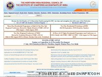 nirc-icai.org - Northern India Regional Council :: Home page ::