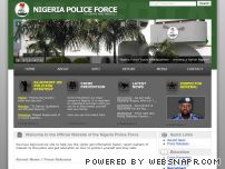 npf.gov.ng - The Nigeria Police - Welcome to Nigeria Police Home