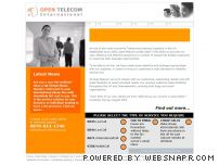 open-telecom.co.uk - OpenTelecom - UK Virtual Phone Numbers, Telephone Services, Freephone  Services
