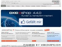 oxid-esales.com - OXID eSales | Shopping Cart Software | Trusted Open Source eCommerce | Webshop Solutions | PHP Cart, Store Software