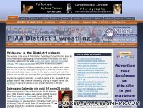 pa-d1wrestling.com - PA-D1wrestling.com :: PIAA District 1 Wrestling