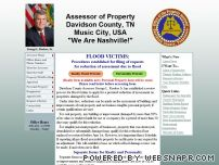 padctn.com - Property Assessor, Davidson County, TN Home Page
