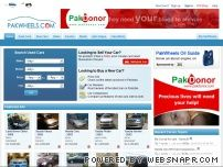 pakwheels.com - New Cars, Used Cars, Buy Cars, Sell Cars, New Car Prices, Car Discussions - PakWheels