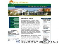 parlier.ca.us - City of Parlier - A Community with a Vision to the Future