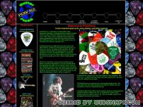 pickworld.com - PickWorld: Guitar Picks, Custom Imprinted Guitar Picks and Rock n' Roll Jewelery
