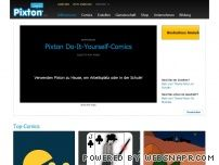 pixton.com - Pixton™ - Comic Strip Creator - Make Your Own Web Comics Online