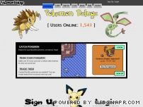 pokemondeluge.com - PokemonDeluge - Welcome