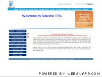 rakshatpa.com - Raksha TPA Pvt Ltd. -One of the Leading TPA in Indian Health Care Market