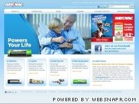 rayovac.com - Rayovac - More Power for Your Money(TM)