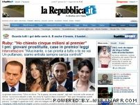 repubblica.it - La Repubblica.it » Homepage