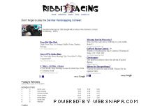 ribbitracing.com - Ribbit Racing - Your Complete Source for Thoroughbred Racing Information