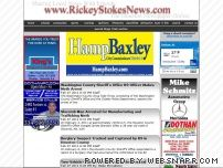 rickystokesnews.com - Welcome To RickeyStokesNews.com! :: Sharing Local News With Friends
