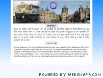 rrbmumbai.gov.in - ~: Welcome to Railway Recruitment Board, Mumbai :~