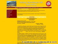 rrcer.com - Railway Recruitment Cell, Eastern Railway, Kolkata