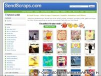 sendscraps.com - Orkut Scraps - Comments, Graphics, Images for Orkut - SendScraps.com
