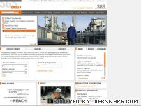 sgs.com - SGS - inspection, verification, testing & certification services