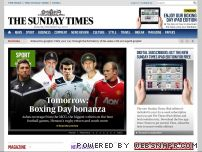 sunday-times.co.uk - Times Online | News and Views from The Times and Sunday Times