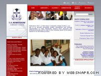 tamcc.edu.gd - T.A. Marryshow Community College Grenada