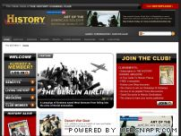 thehistorychannelclub.com - THE HISTORY CHANNEL CLUB - Home